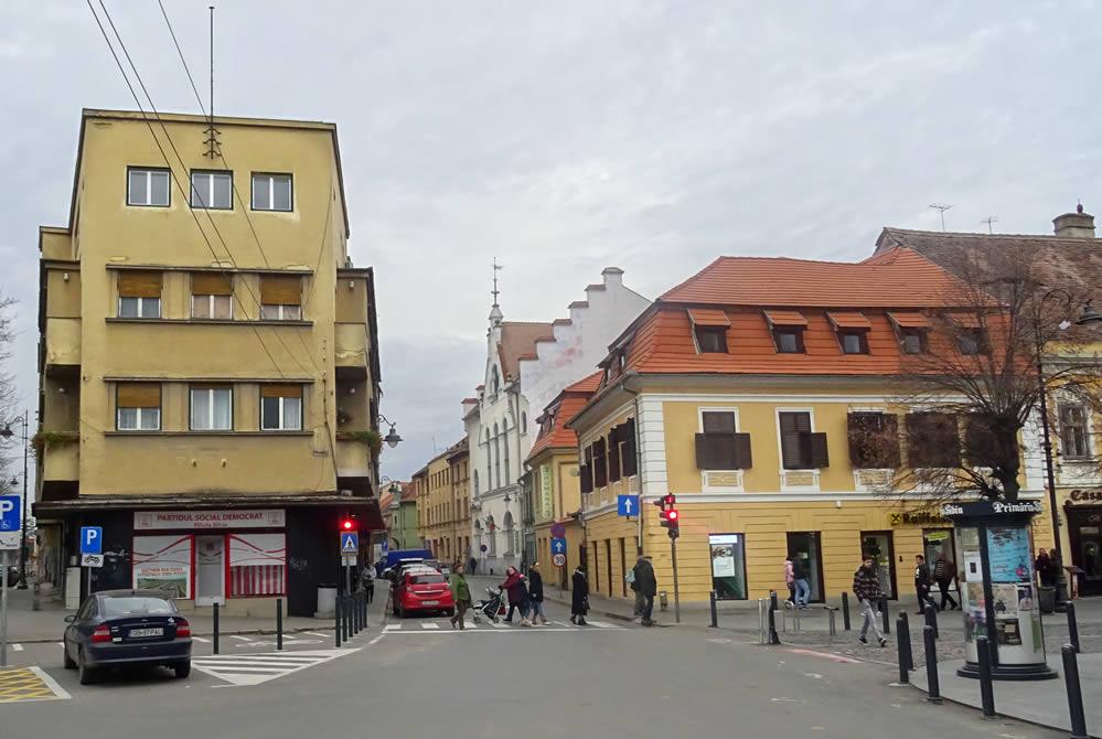 Strada Tribunei
