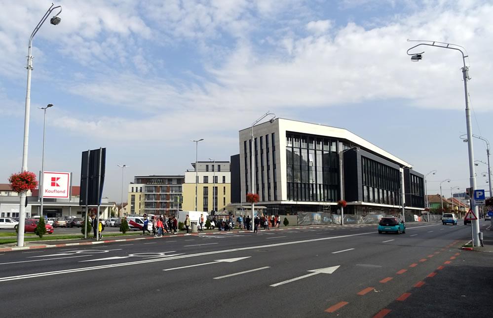Soseaua Alba Iulia