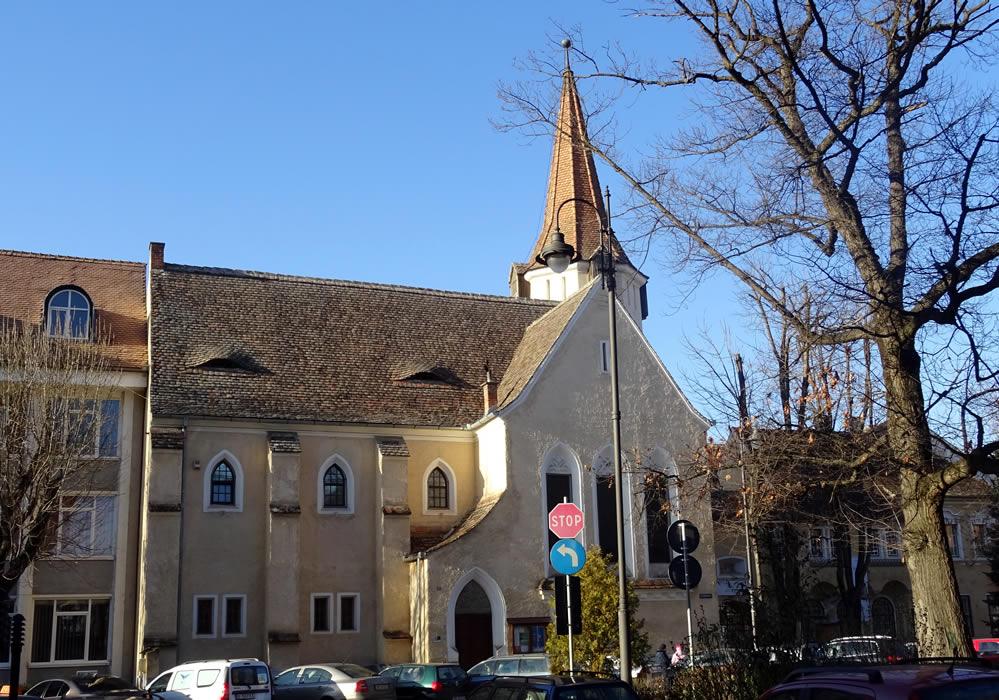 "Biserica evanghelica ""Johanniskirche"""