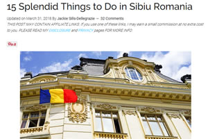 15 Splendid Things to Do in Sibiu Romania